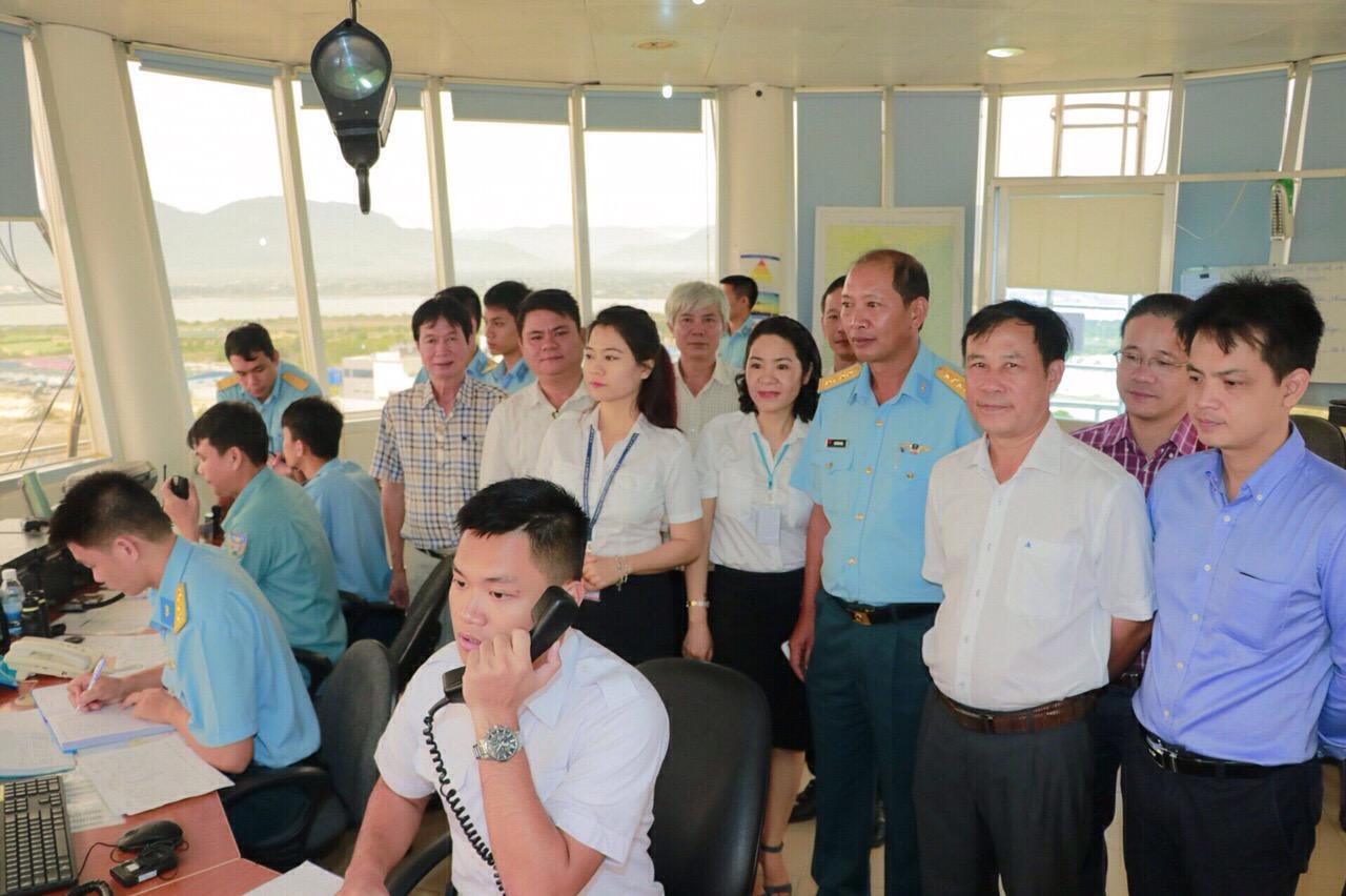 Triển khai áp dụng phương thức điều hành bay mới tại cảng Hàng không quốc tế Cam Ranh
