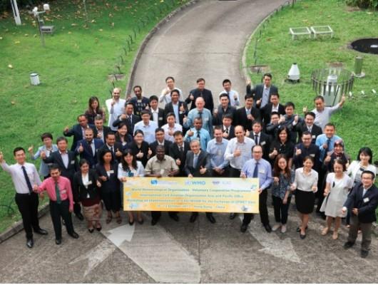 Hội thảo triển khai IWXXM do ICAO khu vực tổ chức tại Hồng Kông