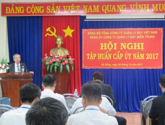 Hội nghị Tập huấn cấp ủy năm 2017