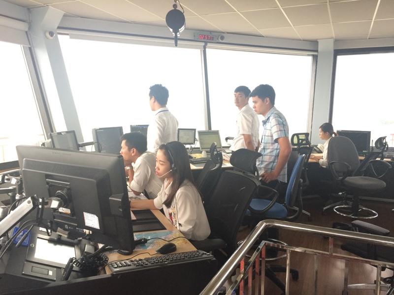 Công tác bảo đảm kỹ thuật phục vụ tuần lễ cấp cao APEC 2017 tại Công ty Quản lý bay miền Trung