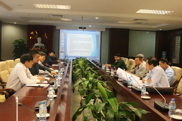Lễ ký kết Văn bản hiệp đồng bảo đảm an toàn bay đối với hoạt động bay chụp ảnh và quét Lidar