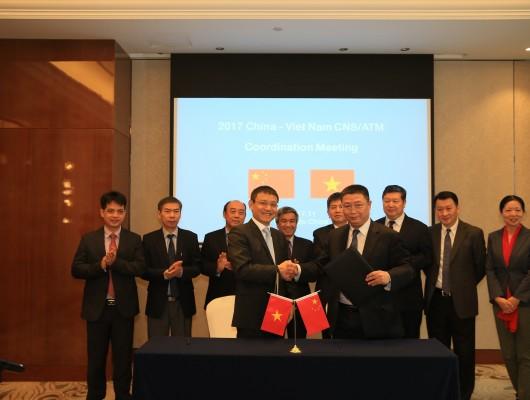 Hội nghị hiệp đồng CNS/ATM 2017 với Cục Quản lý bay Trung Quốc (ATMB)