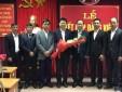 Các chi bộ trực thuộc Đảng bộ cơ sở Công ty Quản lý bay miền Bắc tổ chức kết nạp đảng viên mới