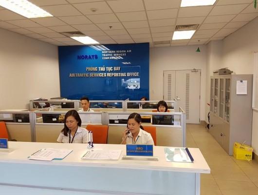 Không ngừng cải tiến nâng cao chất lượng cung cấp dịch vụ Thủ tục bay và Thông báo tin tức hàng không tại các Cảng hàng không, sân bay