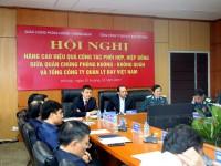 Hội nghị nâng cao hiệu quả công tác phối hợp, hiệp đồng giữa  Quân chủng Phòng không- Không quân và Tổng công ty Quản lý bay Việt Nam năm 2017