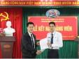 Chi bộ Đài kiểm soát không lưu Cát Bi - Đảng bộ Công ty Quản lý bay miền Bắc kết nạp đảng viên mới