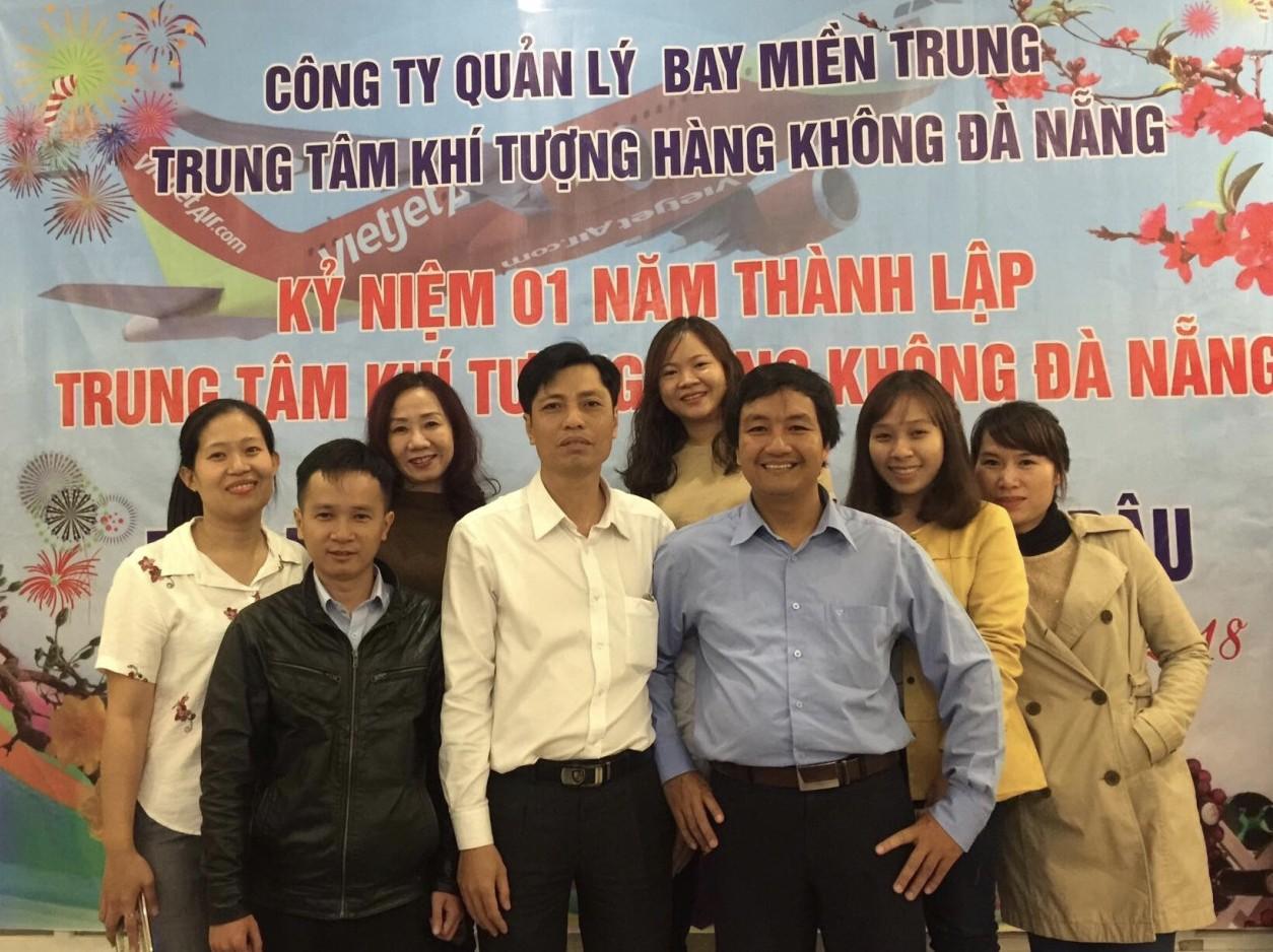 Công tác cung cấp dịch vụ khí tượng tại Trung tâm Khí tượng hàng không Đà Nẵng sau một năm chuyển về VATM