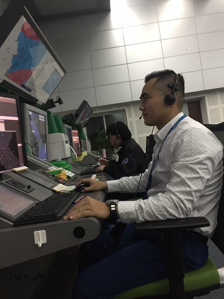 Trung tâm Kiểm soát đường dài Hà Nội tổ chức Khoá huấn luyện định kỳ năm 2018 cho lực lượng kiểm soát viên không lưu