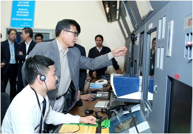 Gặp người Chỉ huy trưởng của Tổng công ty Quản lý bay Việt Nam trong những năm đầu thành lập