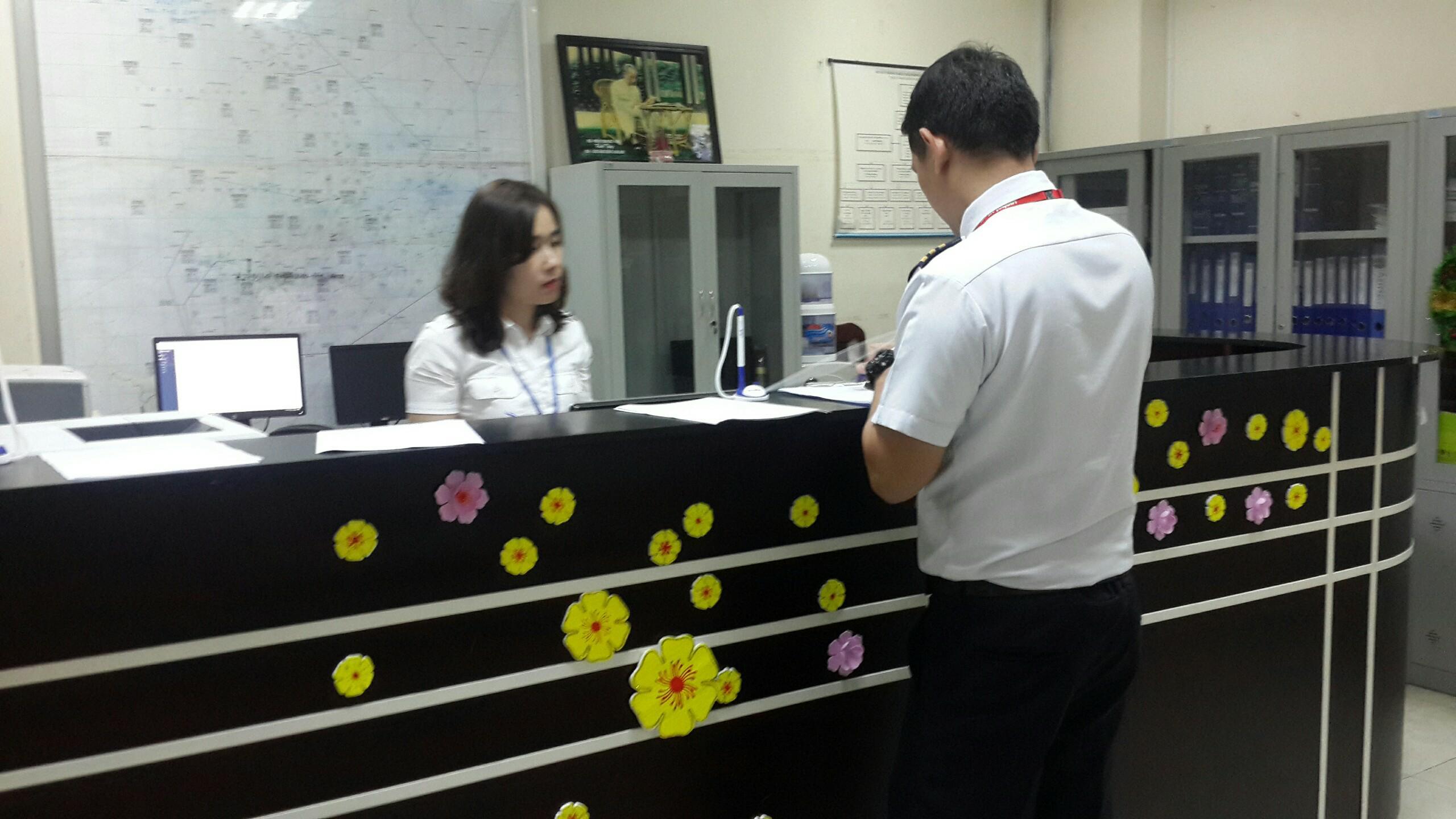 Tổ Thủ tục bay - Thông báo tin tức hàng không Cam Ranh - Một chặng đường phát triển