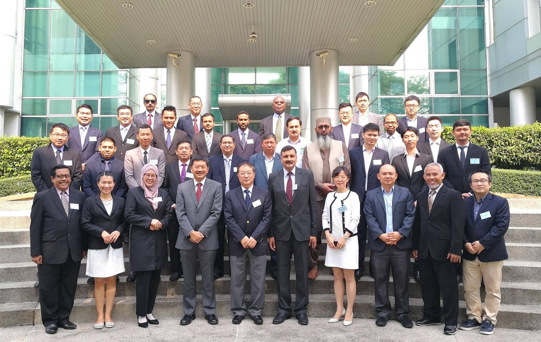Hội nghị APA TF/4 tại Băng Cốc, Thái Lan