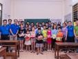Chi đoàn Kỹ thuật và chi đoàn Cơ quan Văn phòng Công ty Quản lý bay miền Trung thăm và tặng quà Trung tâm Bảo trợ trẻ em đường phố Đà Nẵng nhân Ngày Quốc tế thiếu nhi 1/6/2018