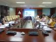 Trung tâm Thông báo tin tức hàng không tổ chức đối thoại tại nơi làm việc