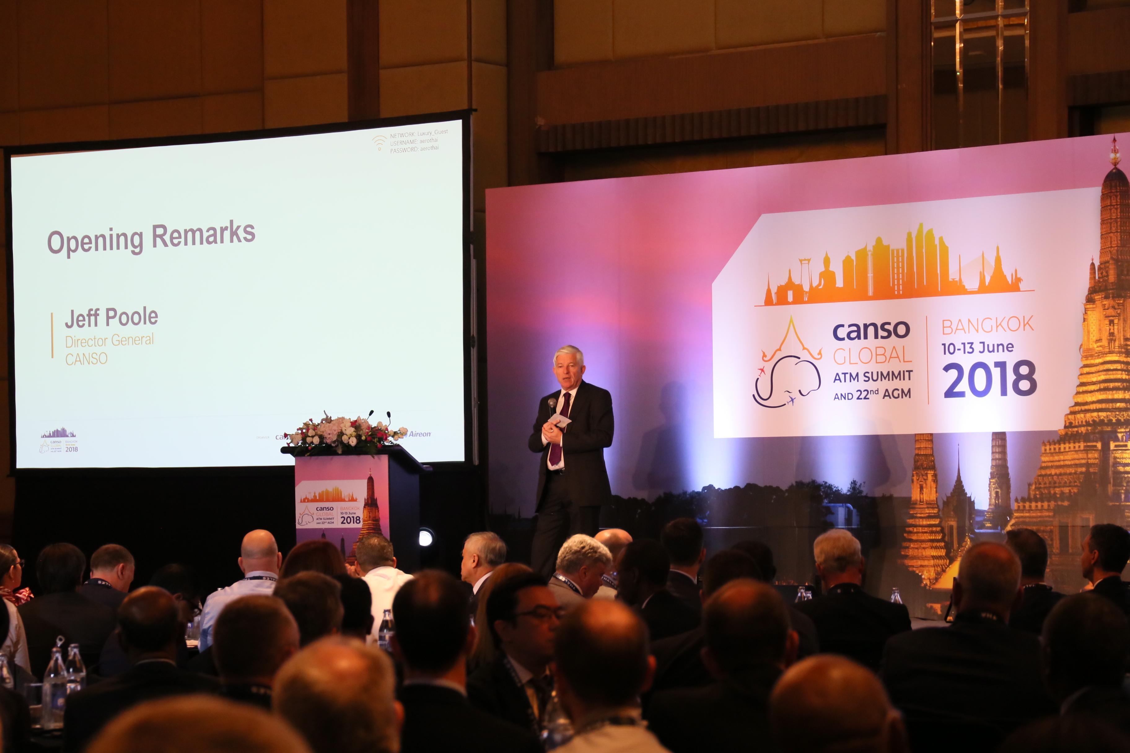 VATM tham dự các hội nghị CANSO khu vực và CANSO toàn cầu