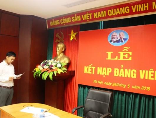 Đảng bộ VATM  nâng cao chất lượng công tác phát triển đảng viên 6 tháng cuối năm