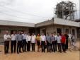 Tổng Giám đốc kiểm tra công trình dự án Đài Kiểm soát không lưu Phù Cát và Trạm radar thứ cấp Quy Nhơn