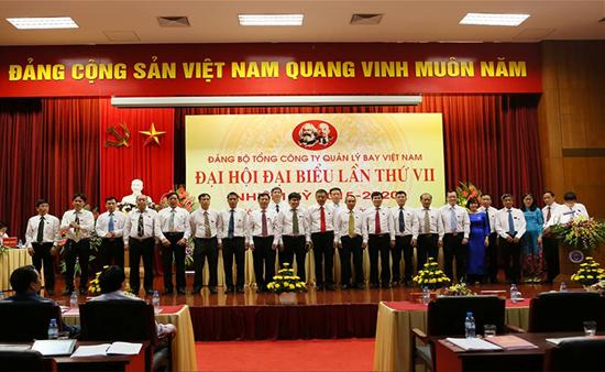 Đảng bộ VATM: 25 năm xây dựng và phát triển