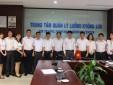 Lễ ký kết văn bản phối hợp giữa Trung tâm Hiệp đồng bay và Điều phối luồng không lưu, Trung tâm Cảnh báo thời tiết và Trung tâm Bảo đảm kỹ thuật