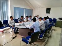 Tổng Giám đốc kiểm tra dự án Trung tâm Kiểm soát tiếp cận – tại sân Cam Ranh và Trạm Radar sơ cấp/ thứ cấp Cam Ranh