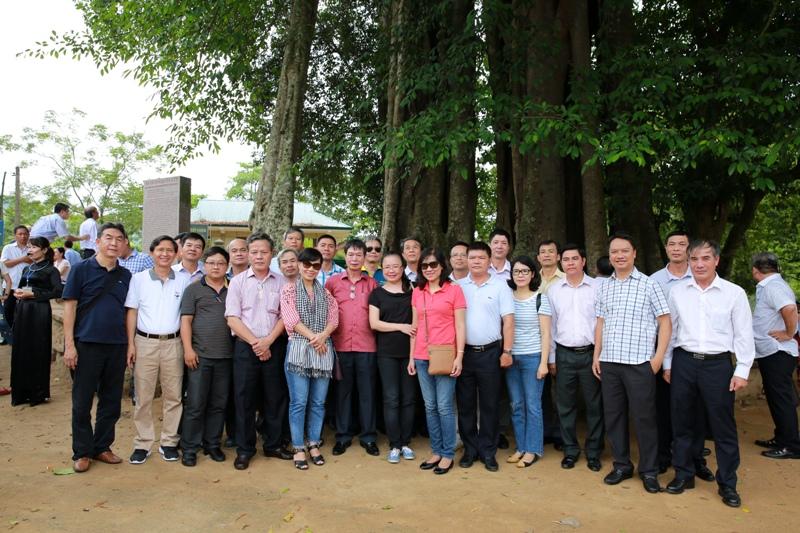 Đoàn đại biểu Đảng bộ Tổng công ty Quản lý bay Việt Nam tham gia Chương trình giáo dục truyền thống