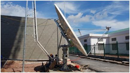 """Công ty TNHH Kỹ thuật quản lý bay cung cấp, lắp đặt, vận hành chạy thử thiết bị hệ thống """"Tháp không lưu"""" thuộc dự án Cảng Hàng không Quảng Ninh"""