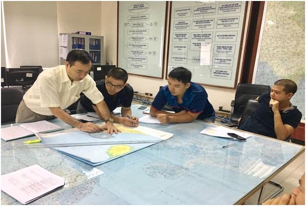 Công tác chuẩn bị cho diễn tập tìm kiếm cứu nạn năm 2018 của Trung tâm Phối hợp tìm kiếm cứu nạn Hàng không