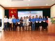 Lễ Trưởng thành Đoàn của các đoàn viên các Chi đoàn thuộc Khối cơ quan Tổng công ty Quản lý bay Việt Nam
