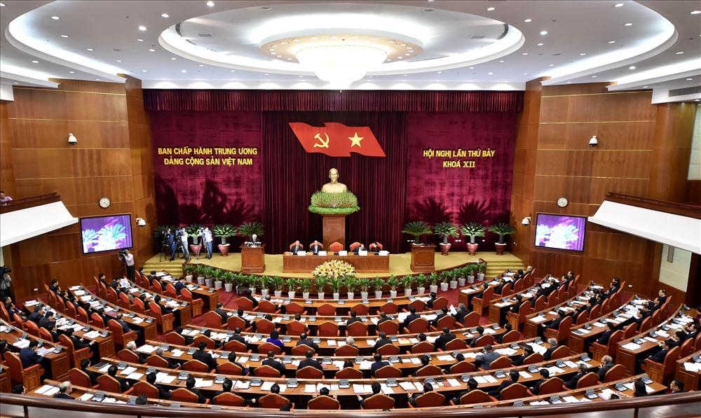 Đảng ủy VATM ban hành Chương trình hành động thực hiện Nghị quyết Trung ương 7 khóa XII của Đảng