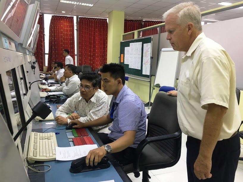 NAVBLUE – VATM: Tổ chức huấn luyện sử dụng phương thức bay mới do NAVBLUE thiết kế cho khu vực sân bay Tân Sơn Nhất