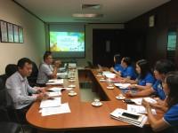 Trung tâm Quản lý luồng không lưu: Tổ chức hội nghị trao đổi nghiệp vụ lĩnh vực An toàn - Chất lượng