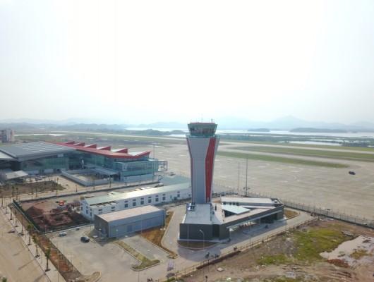 Tổng công ty Quản lý bay Việt Nam sẵn sàng tiếp nhận và đưa vào khai thác Đài Kiểm soát không lưu Vân Đồn