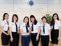 Phóng sự ảnh: Công việc của nữ Kiểm soát viên không lưu