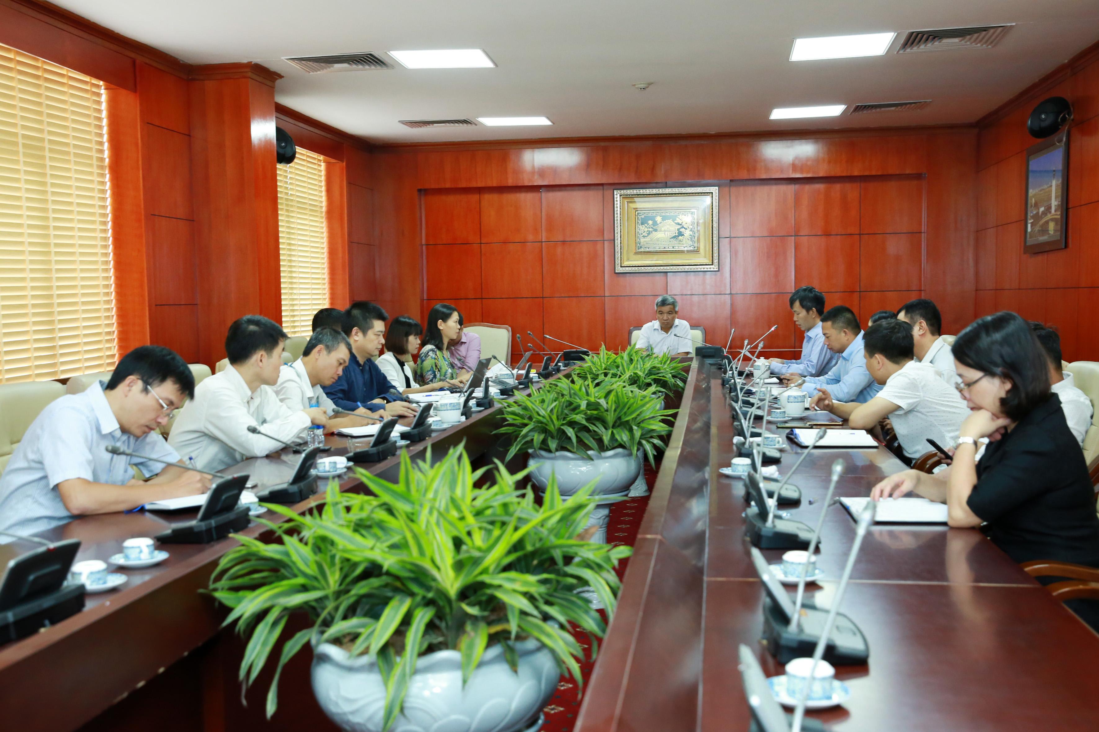 VATM: Khai mạc đánh giá giám sát lần 1 Hệ thống Quản lý chất lượng theo tiêu chuẩn ISO 9001:2015