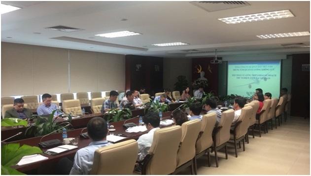 Hội nghị về Quản lý luồng không lưu (ATFM) khu vực phía Bắc