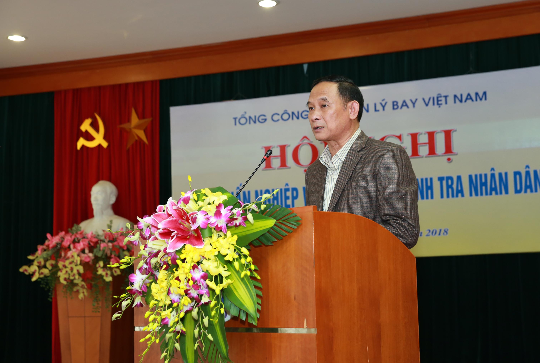 Hội nghị tập huấn nghiệp vụ công tác Thanh tra nhân dân