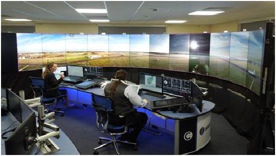 Trung tâm Kiểm soát không lưu kỹ thuật số đầu tiên của Vương quốc Anh khai trương tại Cranfield