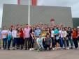 Trung tâm Kiểm soát đường dài Hà Nội tổ chức tham quan, tìm hiểu Đài KSKL Vân Đồn