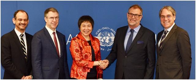 ICAO, ICANN, ký thỏa thuận mới để hướng dẫn tiến trình khung về hàng không tin cậy trong môi trường kỹ thuật số
