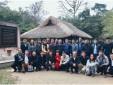 Liên chi bộ khu vực ACC thuộc Đảng bộ Công ty Quản lý bay miền Bắc tổ chức về nguồn tại ATK Định Hóa
