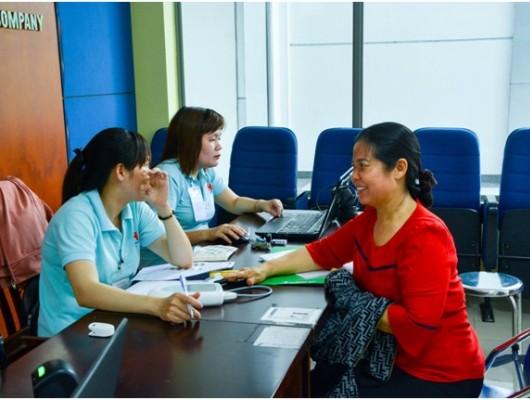Đoàn Thanh niên Công ty Quản lý bay miền Nam tổ chức hiến máu nhân đạo