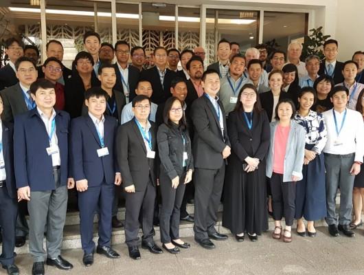 Hội nghị trao đổi kỹ thuật thuộc Dự án triển khai thử nghiệm SWIM trong khu vực ASEAN