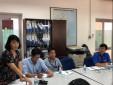 Đoàn thanh niên Tổng công ty kiểm tra công tác Đoàn tại Chi đoàn Trung tâm Tiếp cận tại sân Cam Ranh thuộc Đoàn cơ sở Công ty Quản lý bay miền Nam năm 2019
