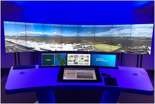Một cách nhìn mới về đài kiểm soát không lưu