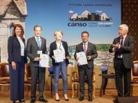CANSO trao giải thưởng xuất sắc lĩnh vực quản lý không lưu năm 2019