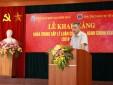 VATM: Khai giảng Khóa Trung cấp Lý luận chính trị - hành chính