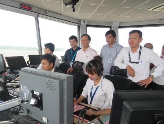 Áp dụng tiêu chuẩn phân cách giám sát ATS tối thiểu 3NM trong vùng trời tiếp cận Đà Nẵng
