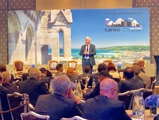 VATM tham dự hội nghị CANSO tại Thụy Sĩ