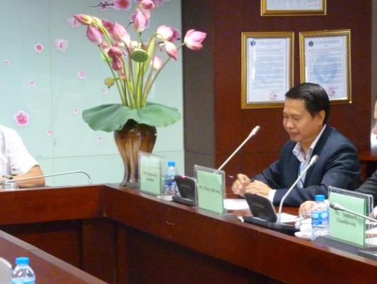 Hội nghị hợp tác về Thông báo tin tức hàng không giữa  Tổng công ty Quản lý bay Việt Nam và Cơ quan quản lý bay Lào