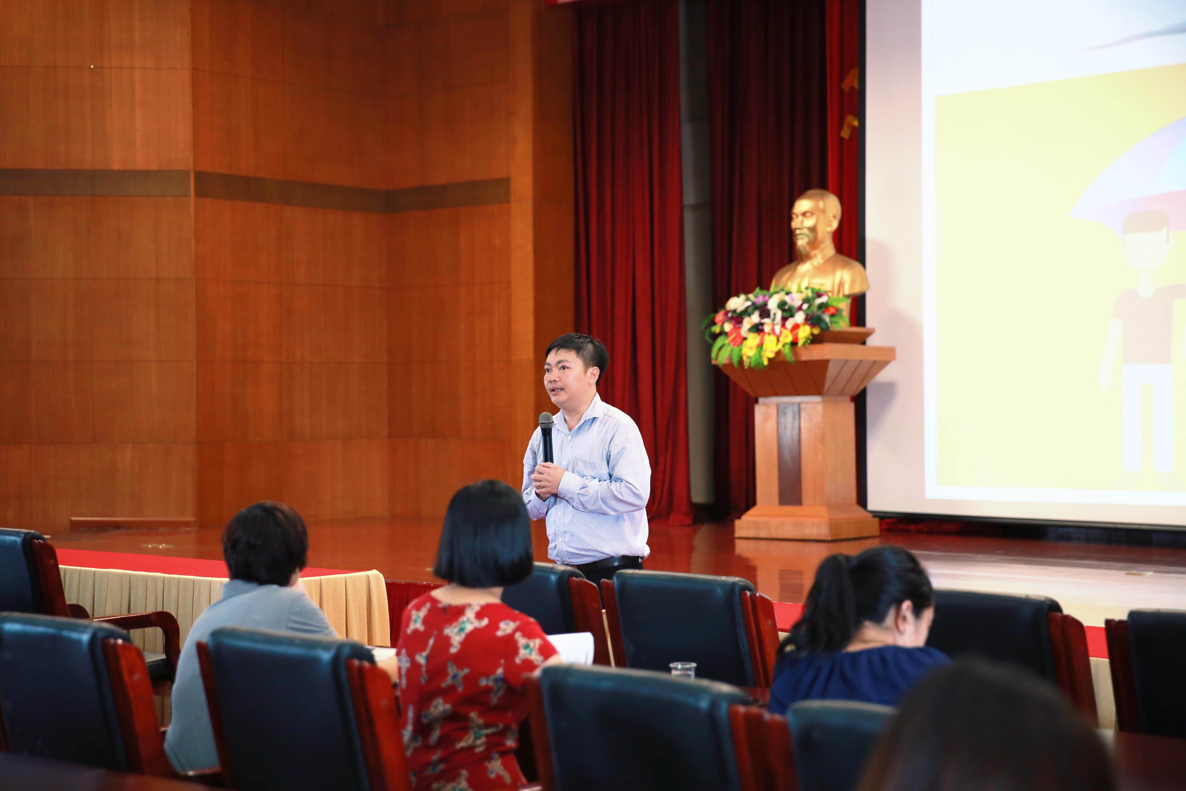 VATM: Tập huấn hướng dẫn chế độ, chính sách mới liên quan đến người lao động