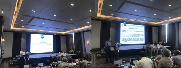 VATM tham dự Hội nghị Sơ kết công tác an toàn 6 tháng đầu năm và Tổng kết 6 năm thực hiện chương trình an toàn Quốc gia